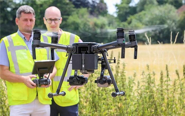 Обучение аэрофотосъёмке и фотограмметрии